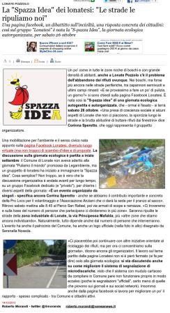 Varesenews del 14 ottobre 2013
