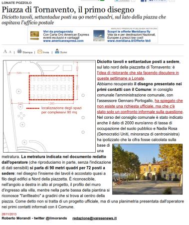Varesenews del 28 novembre 2013