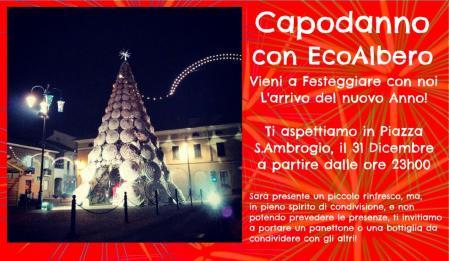 Capodanno con Ecoalbero