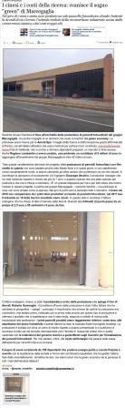 Varesenews del  30 gennaio 2014