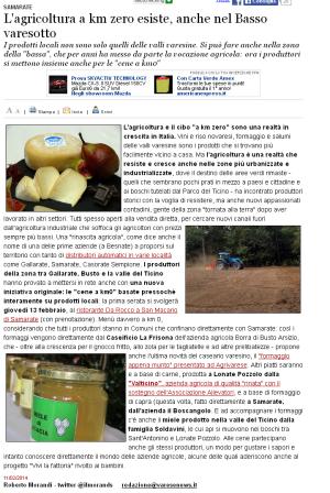 Varesenews del 11 febbraio 2014