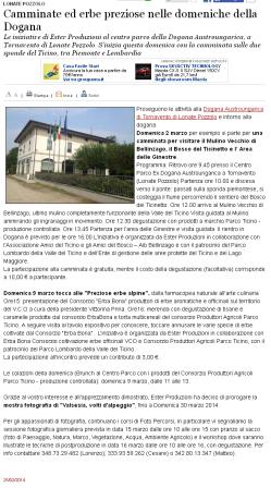 Varesenews del 25 febbraio 2014