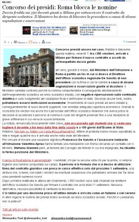 Varesenews del 7 marzo 2014