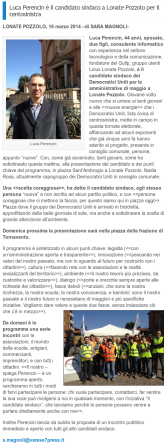 Varese7Press del 16 marzo 2014