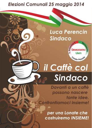 Caffè col Sindaco