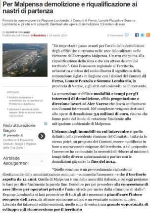Ingegneri.info del 14 aprile 2014