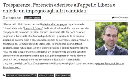 Varesenews del 14 maggio 2014