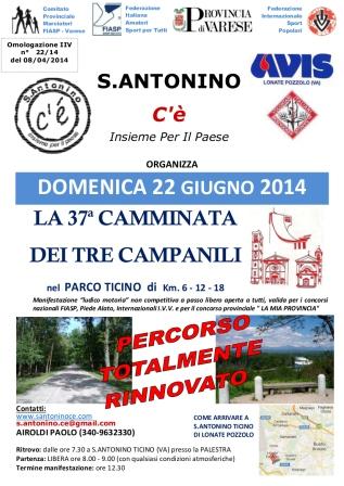 Tre Campanili 2014