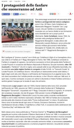 La Nuova Provincia del 7 giugno 2014