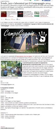 Varesenews del 10 luglio 2014