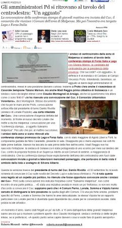 Varesenews del 3 ottobre 2014