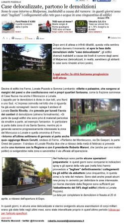 Varesenews del 23 gennaio 2015