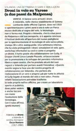 Il Venerdì di Repubblica del 16 gennaio 2015