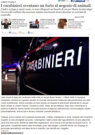 Varesenews del 12 marzo 2015