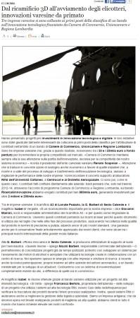 Varesenews del 31 marzo 2015