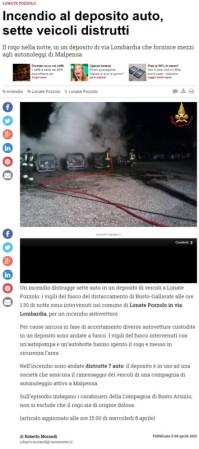 Varesenews del 8 aprile 2015