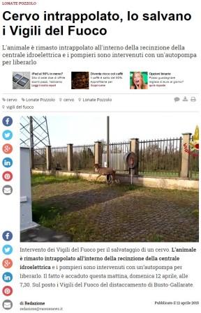 Varesenews del 12 aprile 2015