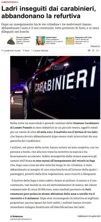 Varesenews del 24 aprile 2015