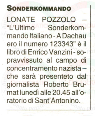 "lonate pozzolo single personals ""il corriere del pomeriggio"" of the gruppo lonatese of san rafael, marin county, california usa and lonate pozzolo ran boarding houses for singles."