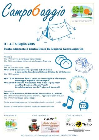 Campo Gaggio 2015
