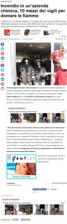 Varesenews del 5 luglio 2015