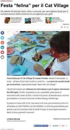 Varesenews del 26 agosto 2015
