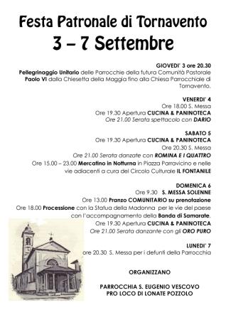 Festa Patronale di Tornavento