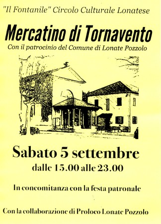 Mercatino di Tornavento