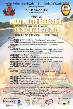 Meat Meets Beer 2015