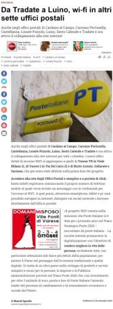 Varesenews del 29 settembre 2015