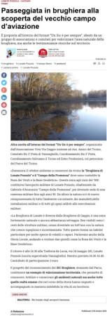 Varesenews del 5 ottobre 2015