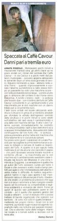 La Prealpina del 8 ottobre 2015
