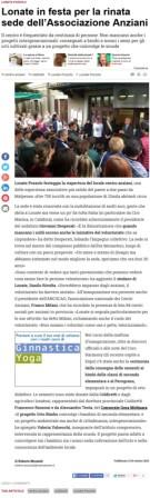 Varesenews del 9 ottobre 2015