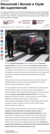 Varesenews del 26 ottobre 2015