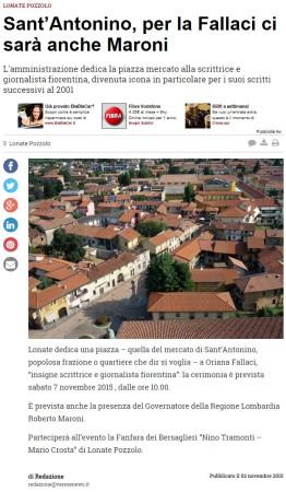 Varesenews del 2 novembre 2015