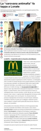 Varesenews del 3 febbraio 2015