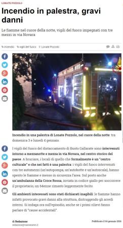 Varesenews del 4 gennaio 2016