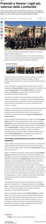 Varesenews del 20 gennaio 2016