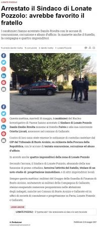 Varesenews del 16 maggio 2017